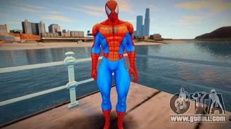 Spiderman MvC for GTA San Andreas