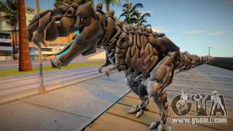 T-Rex skin v2 for GTA San Andreas