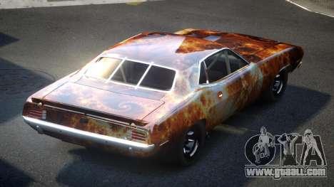 Plymouth Cuda SP Tuning S2 for GTA 4