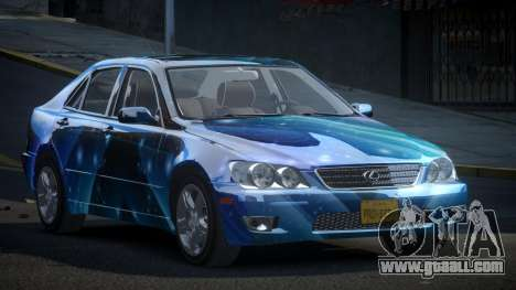 Lexus IS300 U-Style S7 for GTA 4