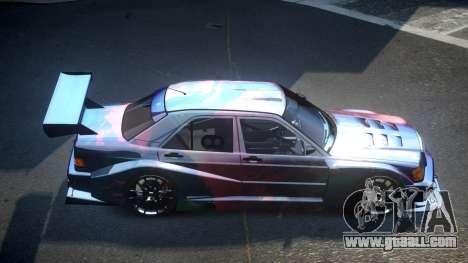 Mercedes-Benz 190E GST-U S9 for GTA 4