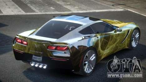 Chevrolet Corvette BS Z51 S1 for GTA 4