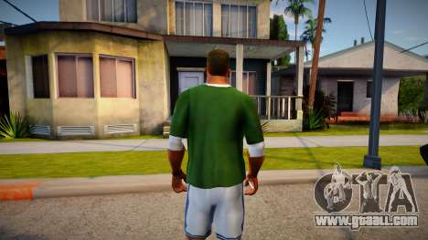 Sweet T-Shirt for GTA San Andreas