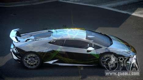 Lamborghini Huracan BS-Z S6 for GTA 4