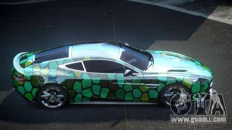 Aston Martin Vanquish iSI S6 for GTA 4