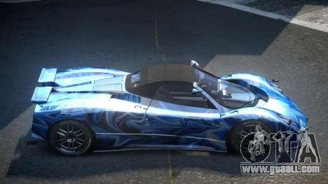 Pagani Zonda BS-S S8 for GTA 4