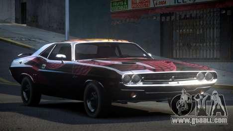 Dodge Challenger BS-U S5 for GTA 4