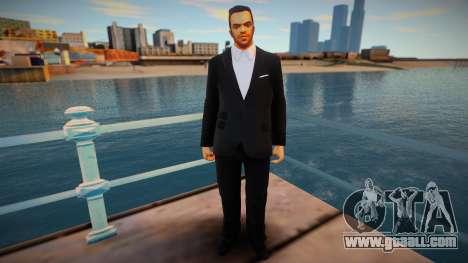 Toni Cipriani HD for GTA San Andreas