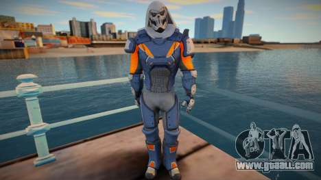 Kingpin Rhino Taskmaster v1 for GTA San Andreas