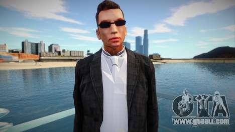 Wuzimu 2 for GTA San Andreas