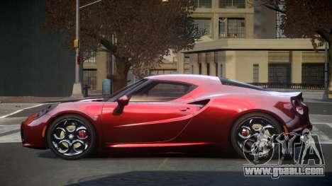 Alfa Romeo 4C U-Style for GTA 4