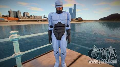RoboCop skin for GTA San Andreas