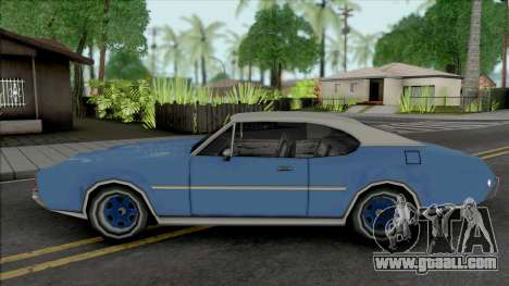 Improved Clover (Clean Version) for GTA San Andreas