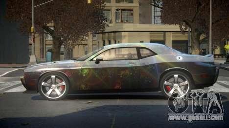 Dodge Challenger SRT GS-U S7 for GTA 4