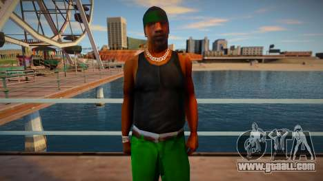 Las Venturas Families Gang v2 for GTA San Andreas