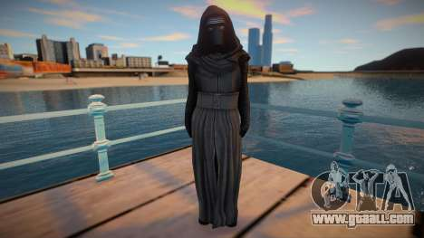 Kylo Ren From Star Wars - The Force Awakens for GTA San Andreas