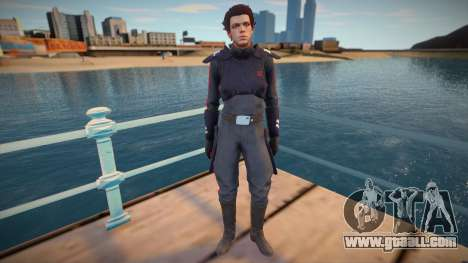 Cal Kestis skin for GTA San Andreas