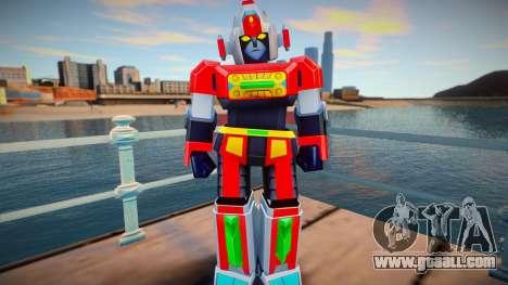 Super Robot Taisen Daimos for GTA San Andreas