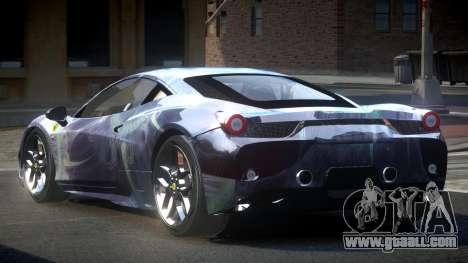 Ferrari 458 SP U-Style S8 for GTA 4