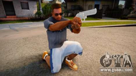 RE2: Remake - SL60 Upgrade for GTA San Andreas