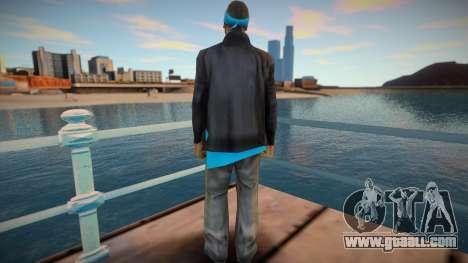New vla 2 skin for GTA San Andreas