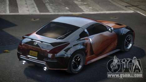 Nissan 350Z iSI S7 for GTA 4
