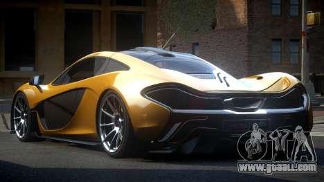 McLaren P1 ERS for GTA 4