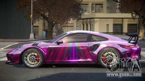 Porsche 911 BS GT3 S5 for GTA 4