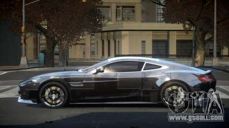 Aston Martin Vanquish iSI S4 for GTA 4