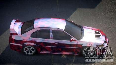 Mitsubishi Lancer VI U-Style S9 for GTA 4