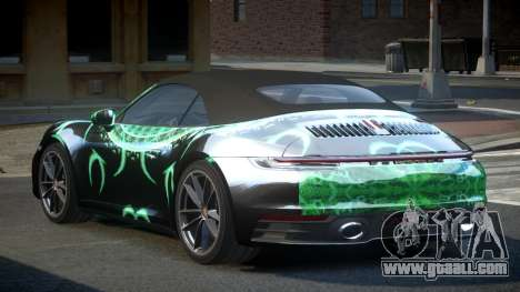Porsche Carrera ERS S7 for GTA 4