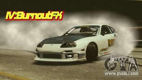IV BurnoutFX for GTA 4
