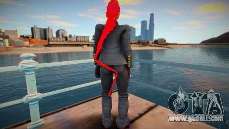 Crimsom Viper (Street Fighter IV) v1 for GTA San Andreas