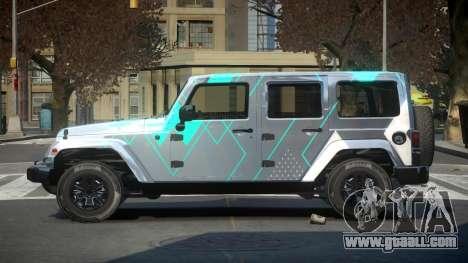 Jeep Wrangler PSI-U S3 for GTA 4