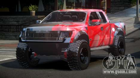 Ford F-150 Raptor GS S6 for GTA 4