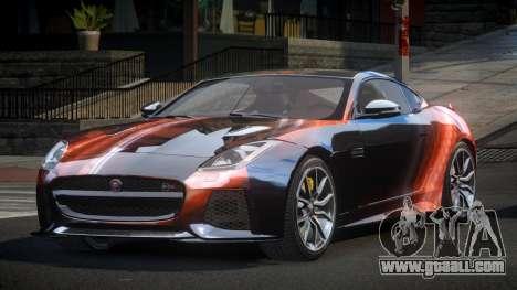 Jaguar F-Type U-Style S8 for GTA 4