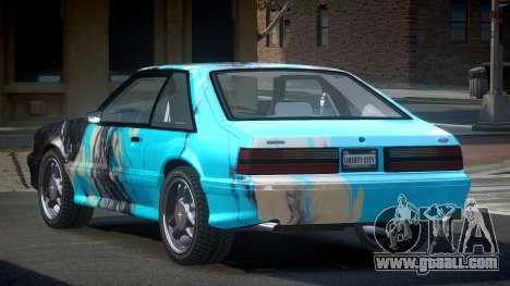 Ford Mustang SVT 90S S4 for GTA 4