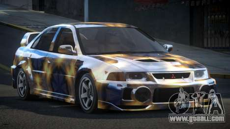 Mitsubishi Lancer VI U-Style S3 for GTA 4