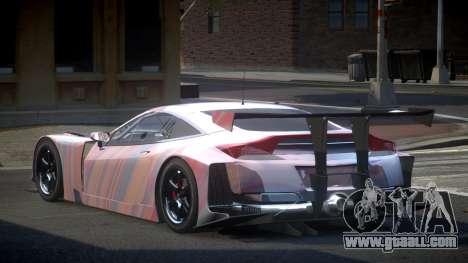 Honda HSV US S5 for GTA 4
