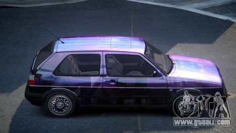 Volkswagen Golf SP-U S5 for GTA 4
