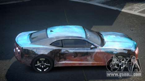 Chevrolet Camaro BS-U S3 for GTA 4