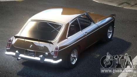 MG MGB GT U-Style for GTA 4
