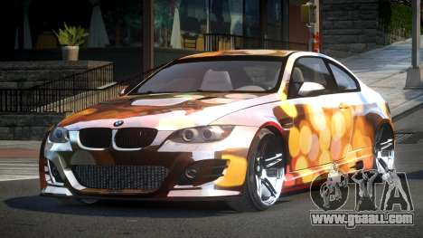 BMW M3 E92 US S7 for GTA 4