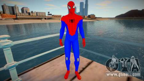 Spiderman Great Responsability for GTA San Andreas