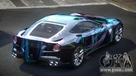 Ferrari F12 BS Berlinetta S2 for GTA 4