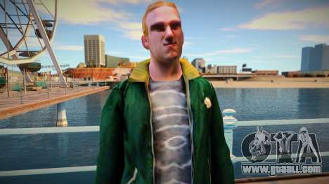 Angry Russian Bandit for GTA San Andreas