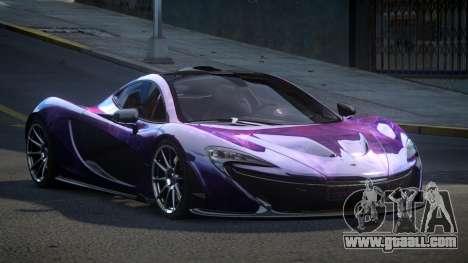 McLaren P1 ERS S4 for GTA 4