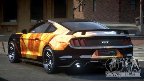 Ford Mustang BS-V S3 for GTA 4