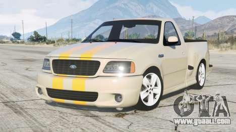 Ford SVT F-150 Lightning 1999〡add-on