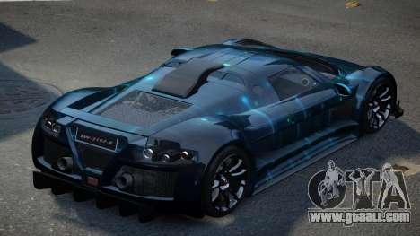 Gumpert Apollo U-Style S9 for GTA 4